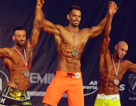 Championnat de France IFBB 2015